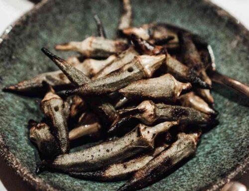 Bhindi (okra) sabzi – How to make a quick & easy bhindi recipe?